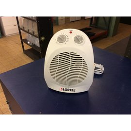 Lovell fan heater (8/17/18)