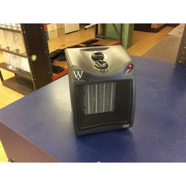 West Point portable heater (8/17/18)