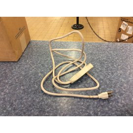 9' White Extension Cord (8/17/18)