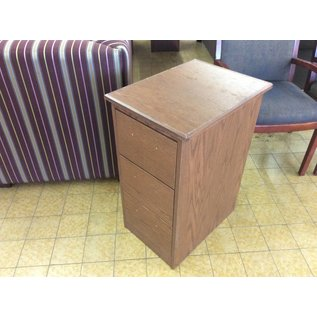 """16x21x30 1/4"""" Wood 3dr night stand/needs handles  (9/10/18)"""