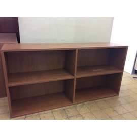 4 shelf wood floor bookshelf  15x60x30 (10/3/18)