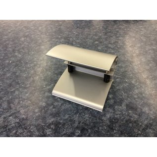 Aluminum 2 hole punch (10/5/18)