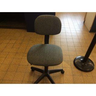 Grey Desk Chair on Castors (11/8/18)