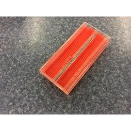 Dilated plastic slide holder (10-11-18)