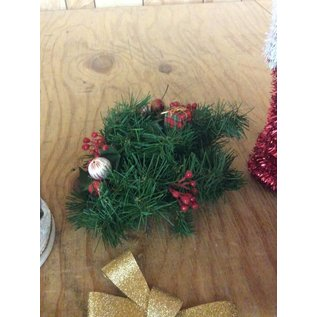 Mini Christmas wreath 10/16/18
