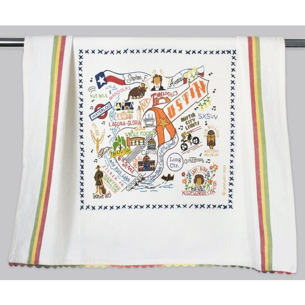 Texas Traditions AUSTIN DISH TOWEL
