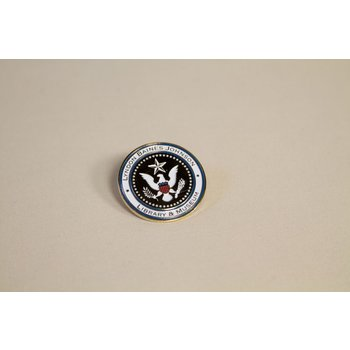 LBJ PRESIDENTIAL LIBRARY LAPEL PIN