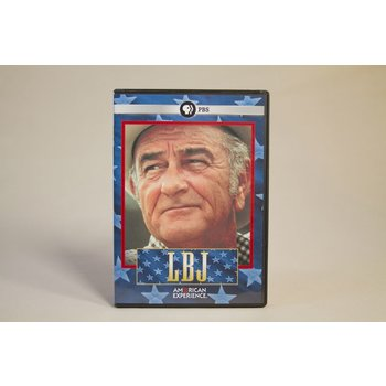 All the way with LBJ DVD. From the award winning PBS series American Experience, comes the nearly four hour in depth documentary on the life of Lyndon Baines Johnson.