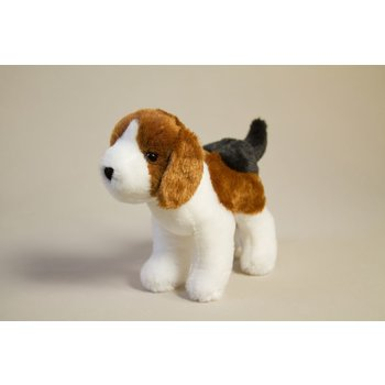 Just for Kids President Johnsons' most famous pet beagles, Him and Her can now be a part of your family! Soft, small plush beagle comes with informational tag.