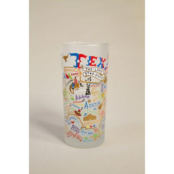 Texas Traditions TEXAS GLASS TUMBLER