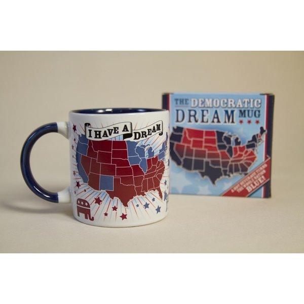 Patriotic MAGICAL DEMOCRATIC DREAM MUG