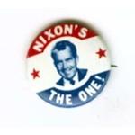 NIXON'S THE ONE!