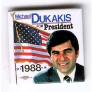 SQUARE MICHAEL DUKAKIS