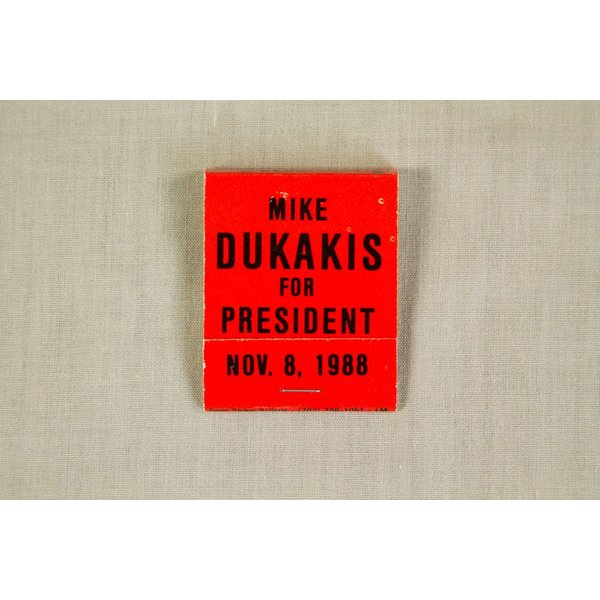 DUKAKIS FOR PRES MATCHES