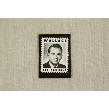 WALLACE FOR PRES STAMP
