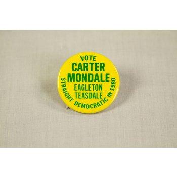 CARTER MONDALE EAGLETON TEASDALE