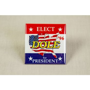 DOLE ELECT '96 FLAG SQUARE