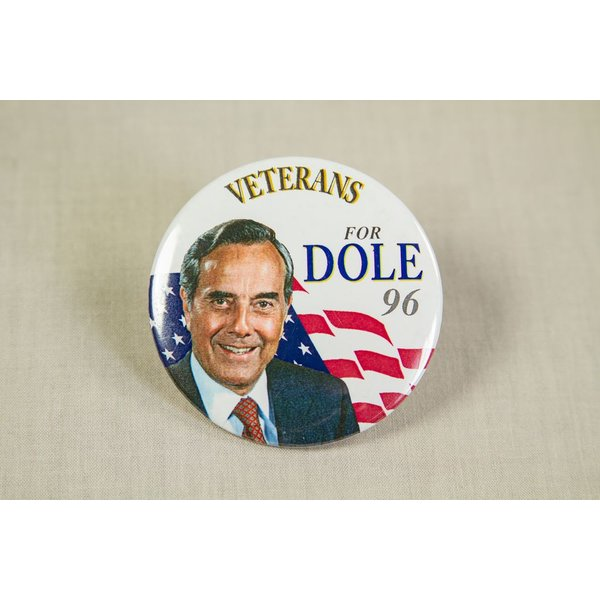 DOLE VETERANS FOR '96 CELLO
