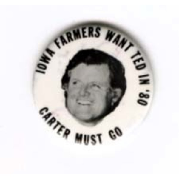 IOWA FARMERS WANT TED KENNEDY