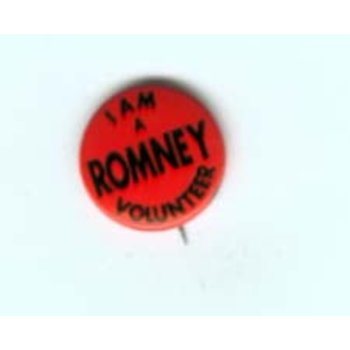 I AM A ROMNEY (SR.)  VOLUNTEER