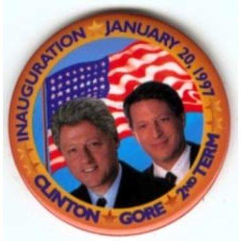 CLINTON GORE INAUGURATION 1997
