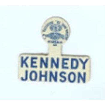 KENNEDY JOHNSON TAB