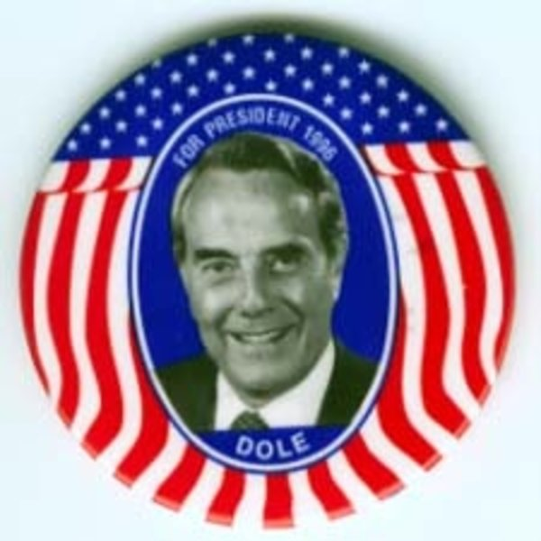DOLE FOR PRESIDENT 1996
