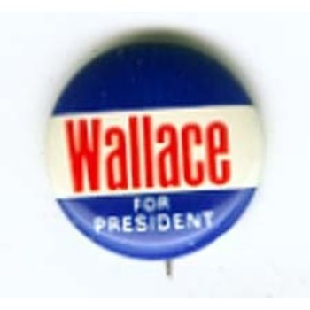 WALLACE FOR PRES