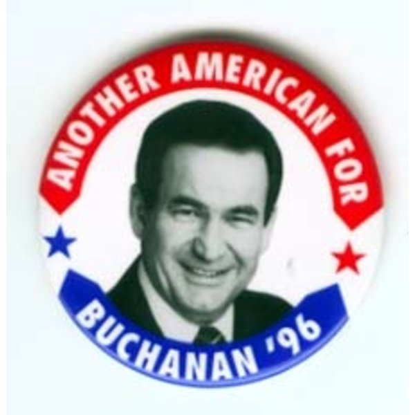 ANOTHER AMERICAN for BUCHANAN