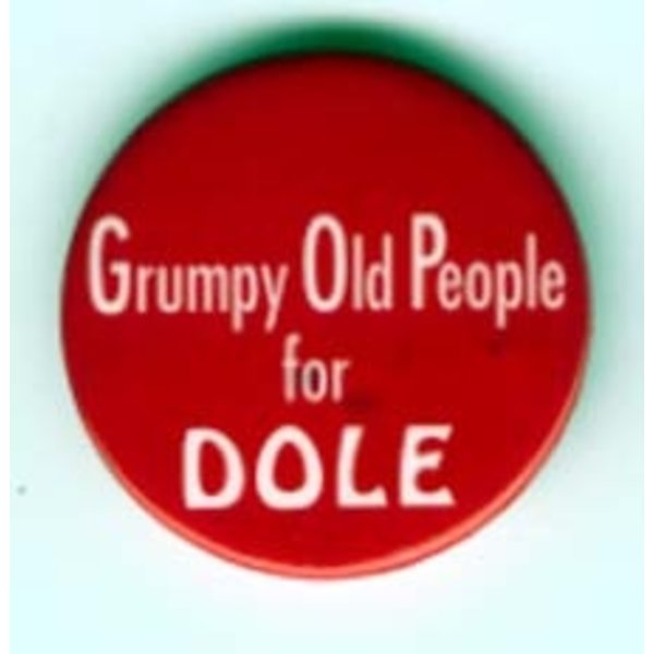 DOLE GRUMPY OLD PEOPLE