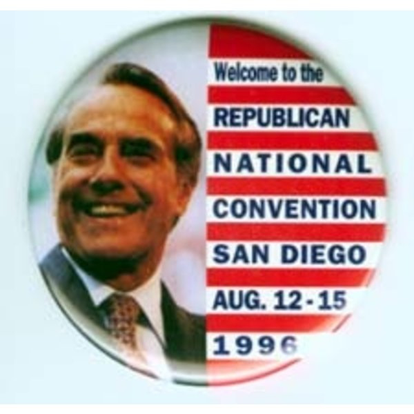 DOLE REP CONVENTION 1996
