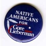 GORE LEIBERMAN Native Americans