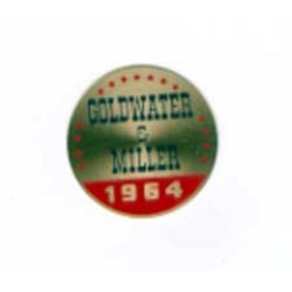 TOKEN GOLDWATER & MILLER 1964