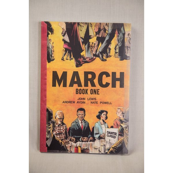 Civil Rights MARCH: BOOK ONE by JOHN LEWIS