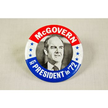MCGOVERN FOR PRES 72 PIC