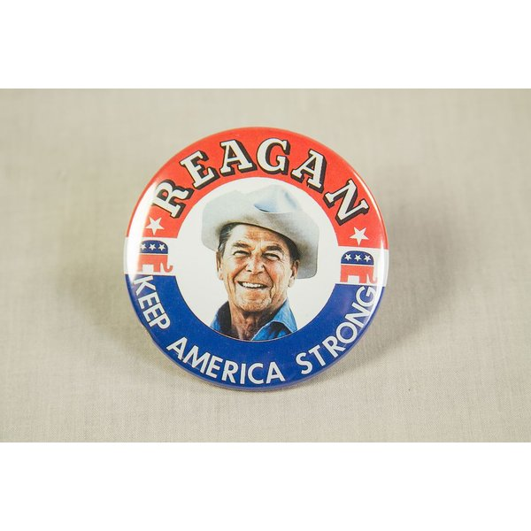 REAGAN: KEEP AMERICA STRONG