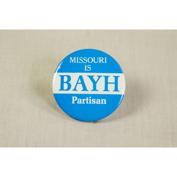 BAYH MISSOURI is BAYH PARTISAN
