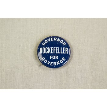 ROCKEFELLER FOR GOVERNOR