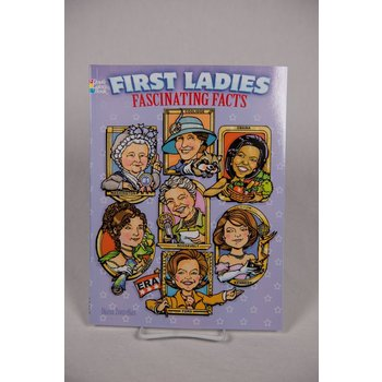 Just for Kids 2009 FIRST LADIES COLORING BOOK