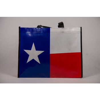 Texas Traditions TEXAS FLAG TOTE