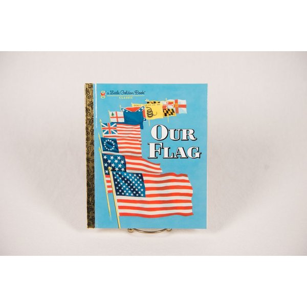 Just for Kids LITTLE GOLDEN BOOK OUR FLAG