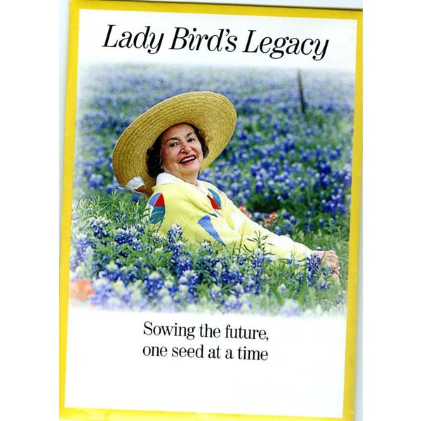 Lady Bird LADY BIRD LEGACY SEEDS PACKET