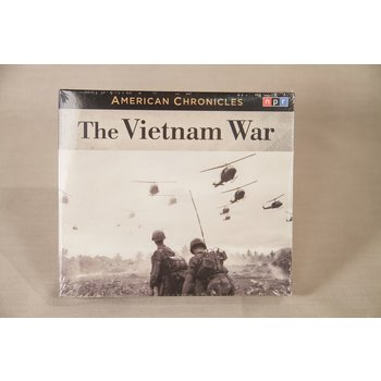 THE VIETNAM WAR NPR CD SET