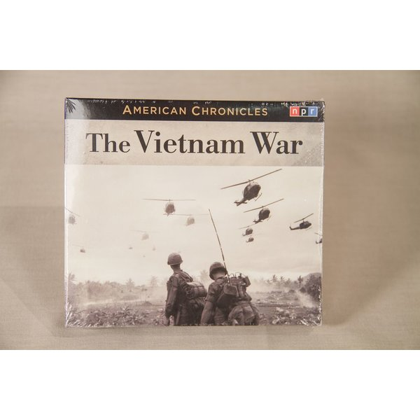 AUDIO CD. NPR reports on the Vietnam War, from its origins to the major battles, through the Fall of Saigon, to repercussions of the conflict still felt today.
