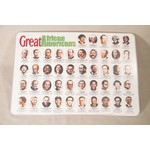 Civil Rights AFRICAN AMERICANS PLACEMAT