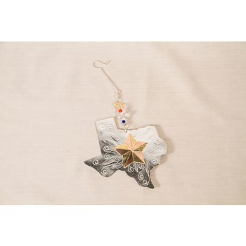Holiday LONESTAR FAIR TRADE ORNAMENT