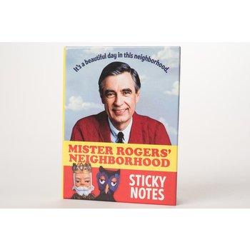 sale-MISTER ROGERS STICKY NOTES