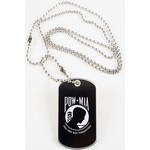 Patriotic sale-POW MIA DOG TAG