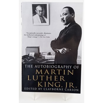 Civil Rights THE AUTOBIOGRAPHY OF MARTIN LUTHER KING, JR.