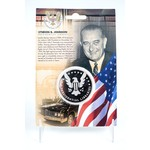 All the way with LBJ LBJ LIBRARY COLLECTIBLE COIN
